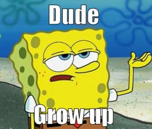 tough-spongebob-grow-up-meme